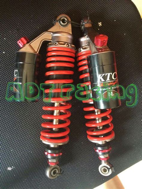 Shock Tabung Rcb adtracing spare parts motor cbu dan part racing drag bike roadrace shockbreaker suspensi
