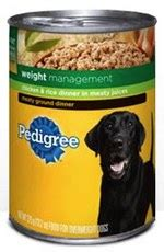 weight management canned food canned pedigree weight management food recall franklin tn