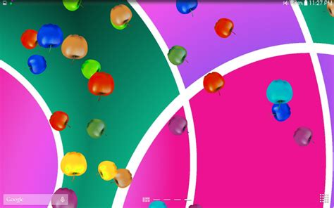 colorful live wallpaper download colorful apples live wallpaper free android live wallpaper