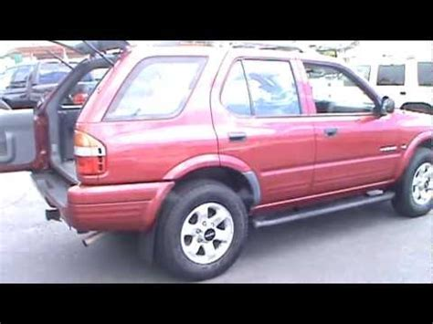 1998 isuzu rodeo ls sport utility 4d pictures and videos 1998 isuzu rodeo ls sport utility 4d youtube
