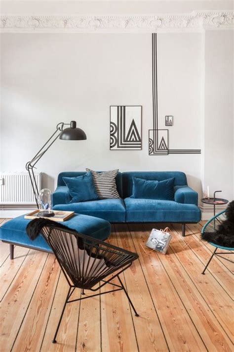 Teal Chair And A Half 1000 Ideas About Teal Sofa On Corner Tv