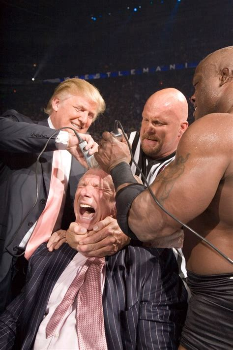 trumpmania vince mcmahon and the of america s 45th president books s best appearances at wrestlemania