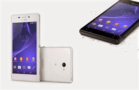 Hp Sony M2 Aqua Di Batam sony xperia m2 aqua vodonepropusni smartphone