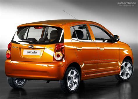 Kia Picanto 2007 Kia Picanto 2007 2008 2009 2010 2011 Autoevolution