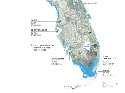florida climate change map wpb city of west palm sustainability