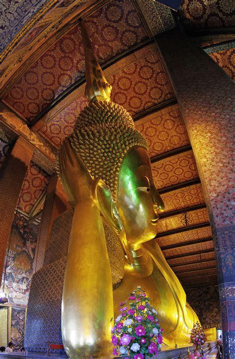 reclining buddha wat pho wat pho wikipedia