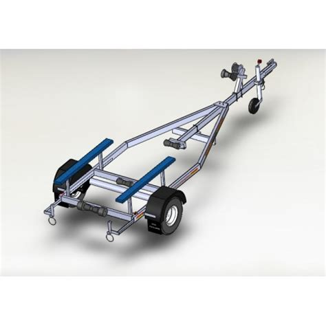 sbs boat trailers sbs bunk support trailers unbraked boat trailer services