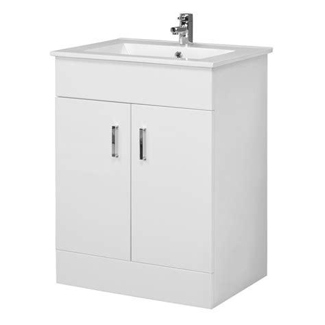 minimalist vanity veebath sphinx 600 minimalist bathroom vanity unit and