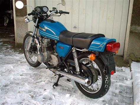Suzuki Motorrad Gs 550 by Suzuki Gs 550 Biete Motorrad