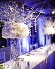 Winter Wedding Centerpieces » Ideas Home Design