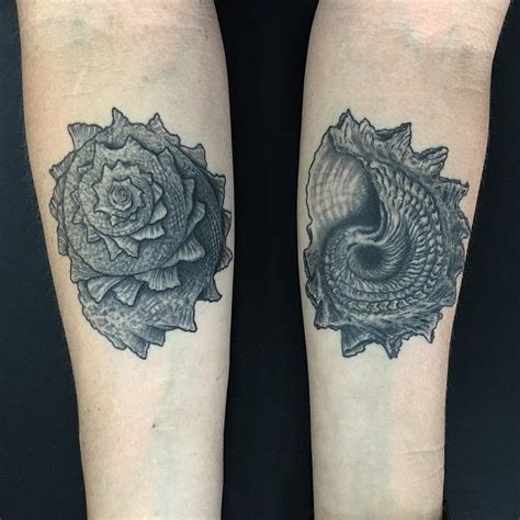 conch shell tattoo designs 25 best ideas about conch shell tattoos on
