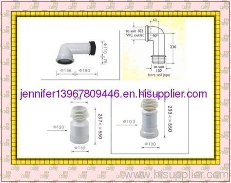 Plumbing Toilet Waste Pipe by Toilet Pipe Toilet Pipe Fittings Leaking Toilet Pipe
