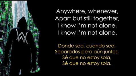 alan walker i m not alone alan walker i m not alone mp3 alan walker alone lyrics