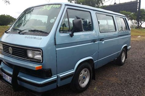 1992 vw caravelle 2 5tdi multi purpose vehicle diesel fwd manual cars for sale in