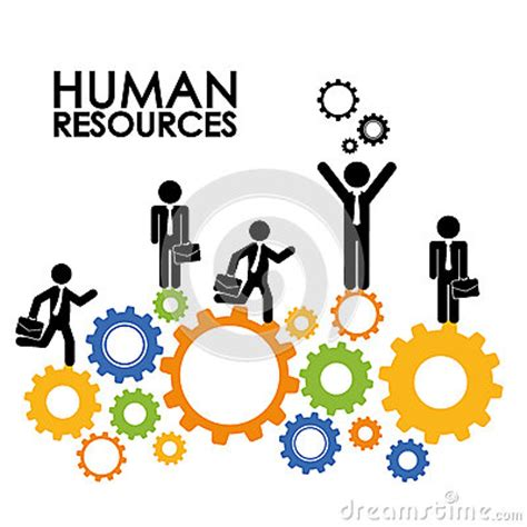 web design graphics resources human resources design stock vector image 64582960
