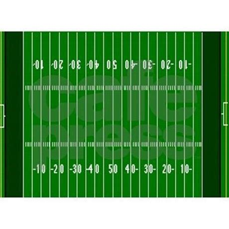 5 X7 Football Field Area Rug By Forgottenmemory Soccer Field Area Rug