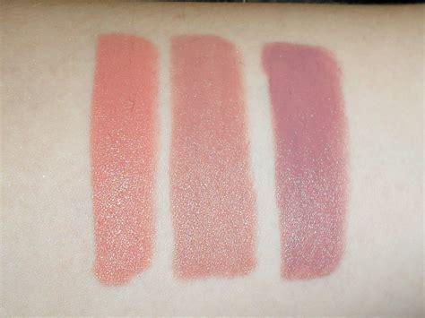 elf swatch studio matte lip color coral lacquered painted polished elf s studio matte lip