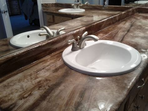 Bronzite Countertops by Countertop Faux Bronzite Transitional Denver