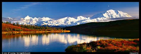 alaska home a novel falling for him midnight sons panoramic picture photo tranquil autumn evening with
