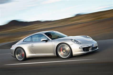 Porsche Typen by Photo Exterieur Porsche 911 Type 991