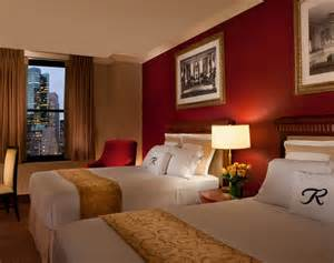 Home Design Comforter luxury new york city accommodations the roosevelt hotel nyc
