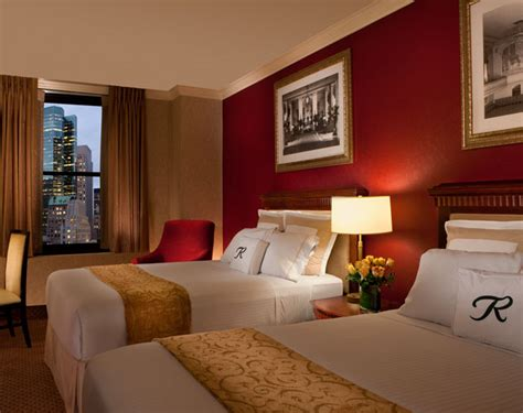 Hotel Rooms Nyc by Luxury New York City Accommodations The Roosevelt Hotel Nyc
