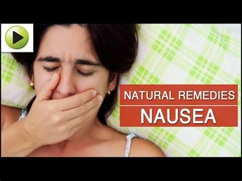 Detox Nausea Remedy by Nausea Home Remedy Trusper