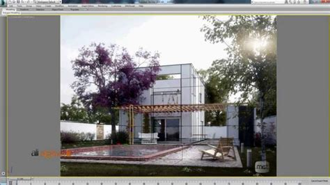 match 3ds max perspective match 3ds max and render part 1