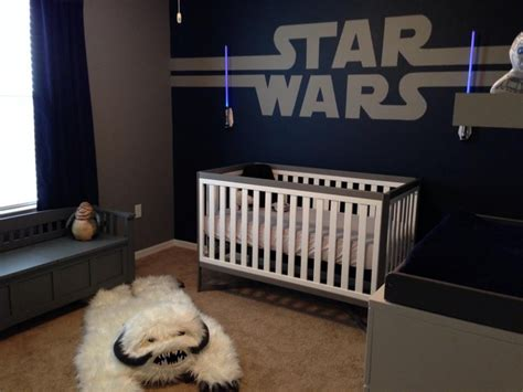 Wars Baby Crib Bedding by This Starwars Nursery Is Fit For A Baby Jedi Disney