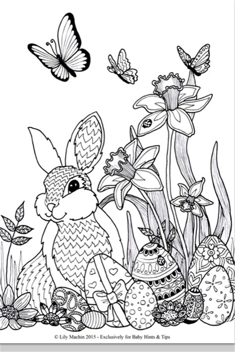 What Are The Best Sheets printable easter colouring pages and easter card