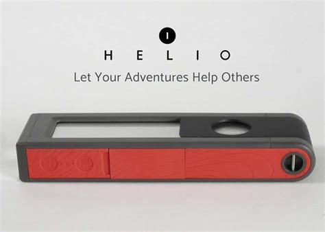 solar power and light helio solar light and powerbank geeky gadgets