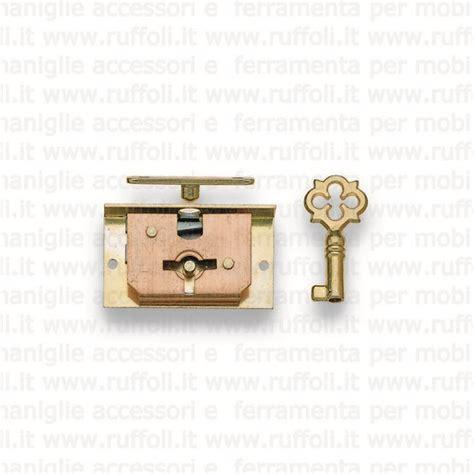 ferramenta mobili antichi serratura per cofanetti mg9321 ruffoli