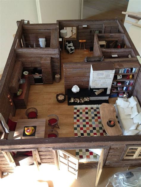 diy log cabin kits miniature log cabin dollhouses 17 best images about miniature log cabins on pinterest