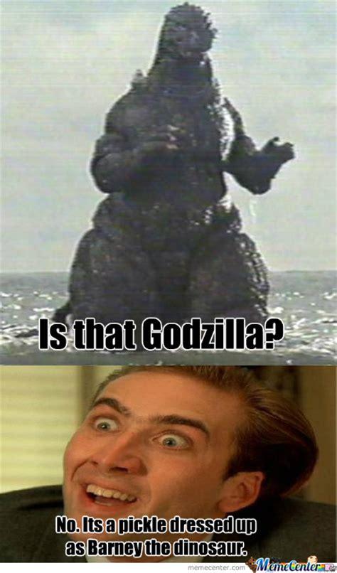 Godzilla Meme - godzilla by markwerdal meme center