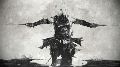 Imagenes Epicas De Assassins Creed | video de assassin s creed 4 desaf 237 a al credo dibujo en