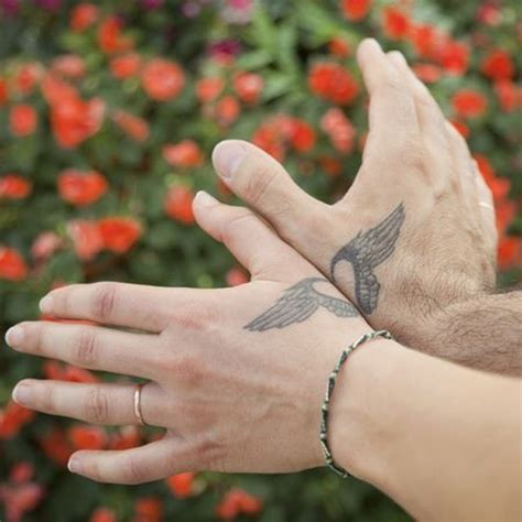 half heart couple tattoos 101 matching ideas for