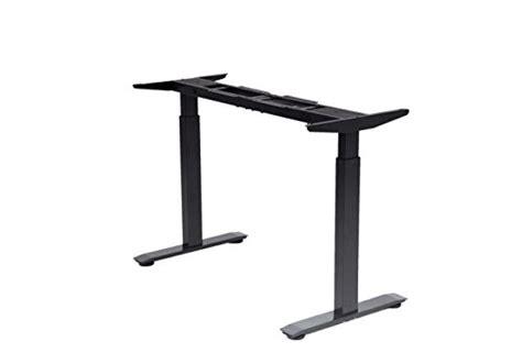 build your own height adjustable desk apexdesk flex series electric height adjustable desk base