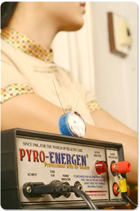 Allergy Clinic Treatment Chiang Mai Thailand Detox by Pyro Energen