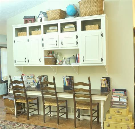 Homeschool Design Ideas Homeschool Room Like This Desk Setup School Room Ideas
