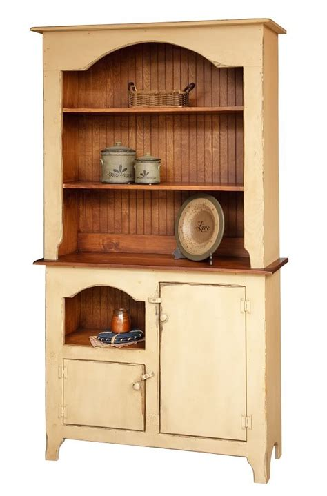 Country Kitchen Furniture Primitive Country Furniture Primitive Furniture Hutch Decor Country Colonial Kitchen Cottage