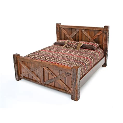 wyoming king bed western traditions wyoming bed green gables