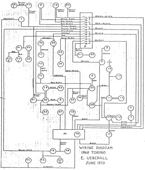 1970 chevelle headlight switch wiring diagram 28 images