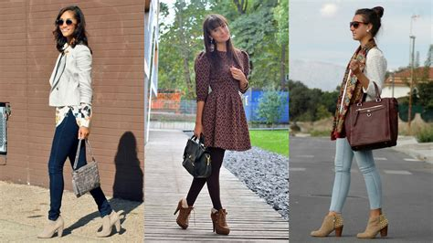 Boots Fashion Ad An 30 Wedges Hitam 17 style ideas with ankle boots