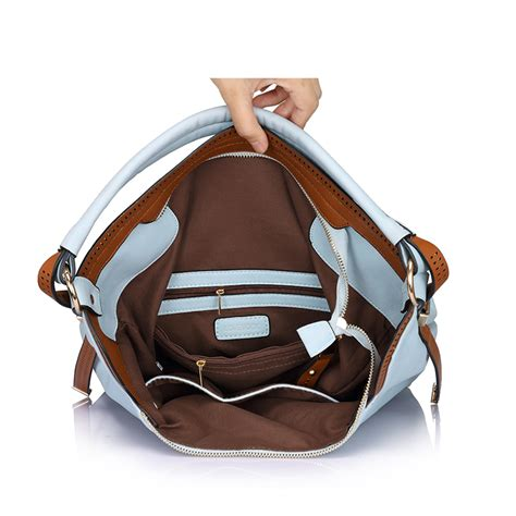 Womens Large Capacity Shoulder Bag leather tote bag picture more detailed picture about lovevook brand large capacity shoulder