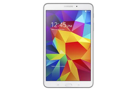 Samsung Tab 4 samsung announces the galaxy tab 4 line in 7 8 and 10 1 inch varieties all packing kitkat and