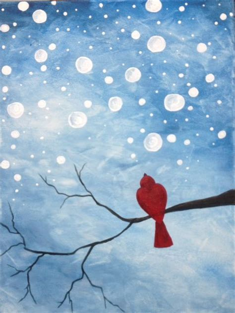 winter acrylic painting ideas best 25 winter painting ideas on painting