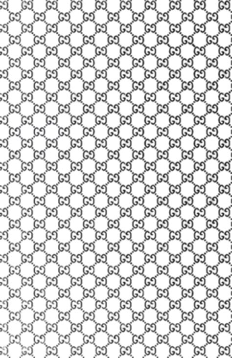 Gucci Pattern Png | psd detail gucci print black official psds