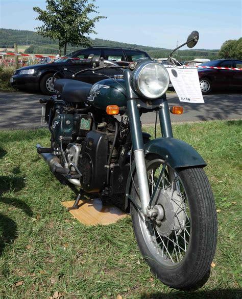 Diesel Motorrad 2015 by Enfield Diesel 325 Ccm 6 Ps Ausgestellt Beim Deutz Club