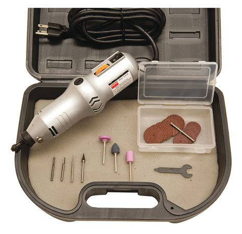 Granger Tools by Dayton Rotary Tool Kit 2lku6 1 1 A 21c005 21c005
