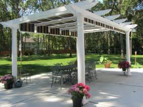 Retractable canopies and shade canopies shadetree canopies